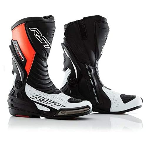 Boots Rst Tractech EVO III Sport CE White FLO Red 43