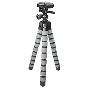 Sony Alpha A6000 Digital Camera Tripod Flexible Tripod - for Digital Cameras and Camcorders - Approx 13