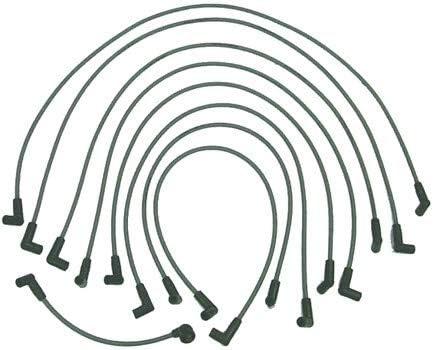PELPARTS Juego Cables DE BUJIAS V8: Amazon.es: Coche y moto