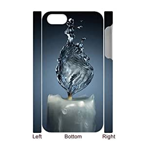 Iphone 4,4S Waterscape 3D Art Print Design Phone Back Case Hard Shell Protection TY093217