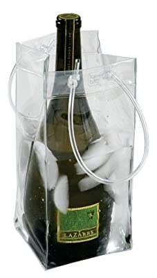 The Chiller Wine Bottle & Ice Carrier Bag, Ice Bucket…
