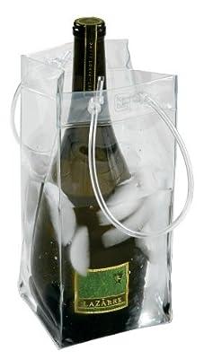 The Chiller Wine Bottle & Ice Carrier Bag, Ice Bucket…