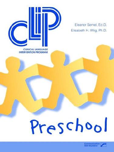 Clip-Preschool