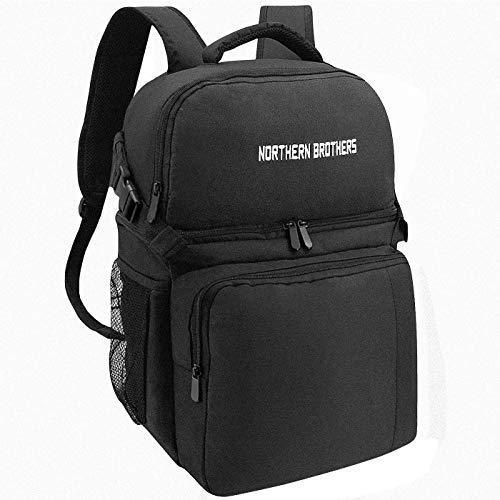Backpack Cooler - Insulated Cooler Backpack Leakproof Lunch Backpack with backpack coolers insulated...