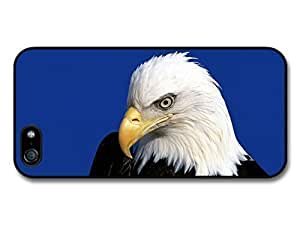 Accessories American Eagle On Blue Background Case For Iphone 6 4.7 Inch Cover