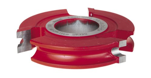 B00004VWPT Freud UP120 1/8-Inch Concave Radius Shaper Cutter, 1-1/4 Bore 41ZP92FW3BL