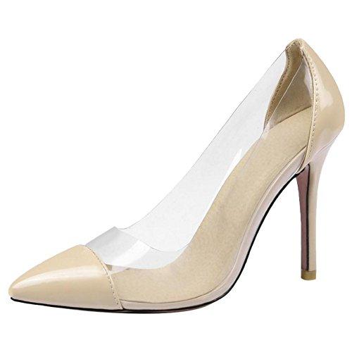 AicciAizzi AicciAizzi Albaricoque Mujer Mujer Puntiagudo Zapatos 1wxqPTZ