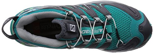 Zapatillas Xa F Azul Lucite Green Blue Salomon 3d Pro Cloud teal Dark f7OdRqp