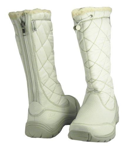 f988acbfe01 UGG Australia White Snowpeak Boots Uggs Size 7: Amazon.co.uk: Shoes ...