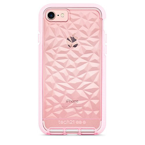 finest selection 15e4f 8b750 Tech21 Evo Gem 3-Layer Drop Protection Case for Apple iPhone 7 - Import It  All