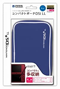HORI Compact Pouch for Dsi XL Blue (Japan Version)