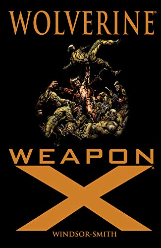 - Wolverine: Weapon X (Marvel Comics Presents (1988-1995))