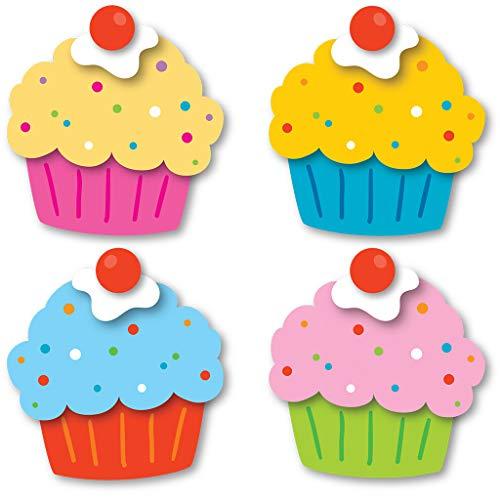 (Carson Dellosa Cupcakes Mini Cut-Outs)