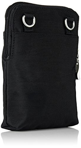 741980835090 - Baggallini Bryant Smartphone Pouch, Black, One Size carousel main 1