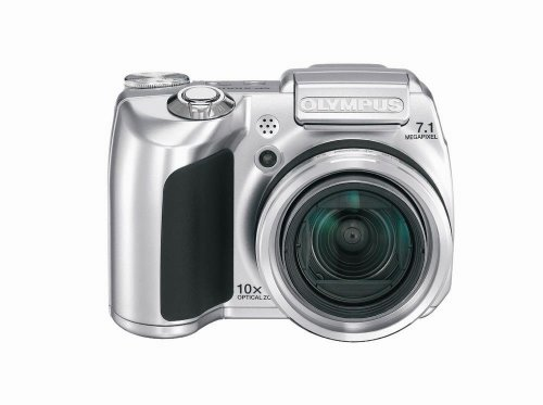 (Olympus SP-510 Ultra Zoom 7.1MP Digital Camera with Digital Image Stabilized 10x Optical)