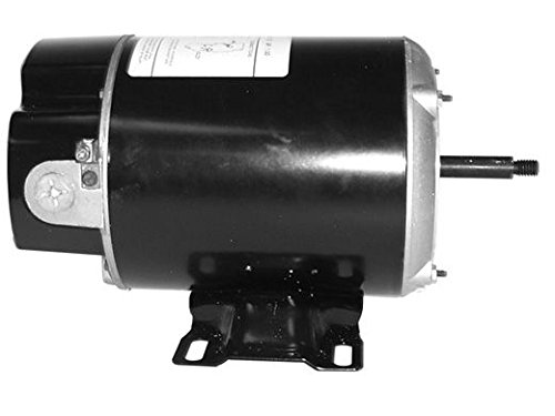 US Motors EZBN35 1.5 HP Thru bolt Single Speed 115/230v Pool and Spa Motor ()