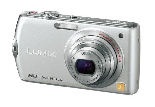 Panasonic デジタルカメラ LUMIX FX70 プレシャスシルバー DMC-FX70-S