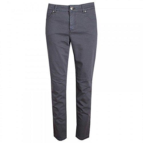 Oui Women's Straight Leg Jeans Navy