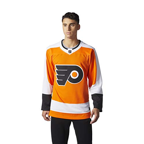 Philadelphia Flyers Adidas NHL Men's Climalite Authentic Team Hockey Jersey -