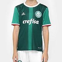 Camisa Adidas Palmeiras Infantil Verde