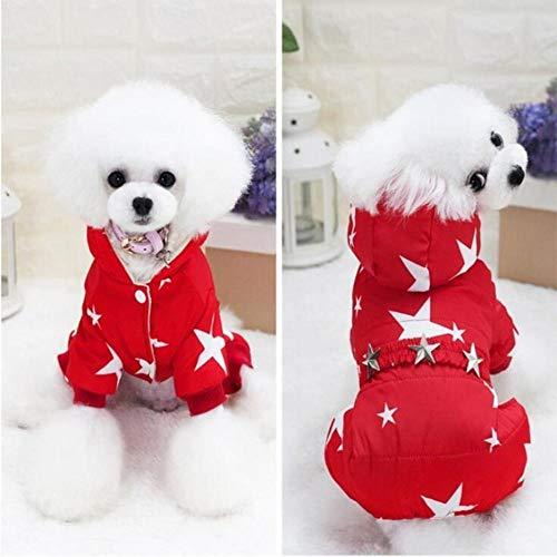 Hakazhi Inc Pet Dog Clothes Coat Winter Warm