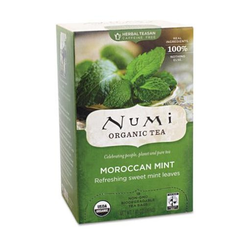 Numi Tea Simply Mint Moroccan