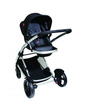 phil&teds Seat Liner for Promenade and Smart Lux Strollers, Black