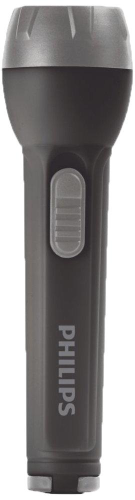 Philips Flashlights SFL3175//10 Linterna Linterna de mano, Antracita, Gris, 0,6 m, LED, 50000 h, 22 lm