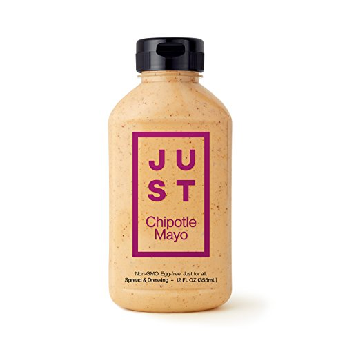 Just Chipotle Mayo, Non-GMO, (Egg Mayonnaise)