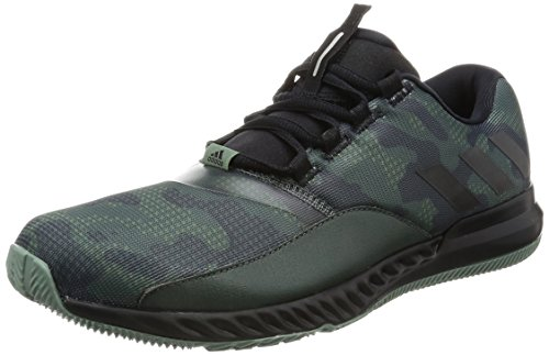 adidas CrazyTrain Pro TRF M - Zapatillas de deporte para Hombre, Gris - (HIEUTI/NEGBAS/VERTRA) 44 2/3