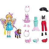 Polly Pocket! Kit Cachorro Fantasias Cmbnds Mattel