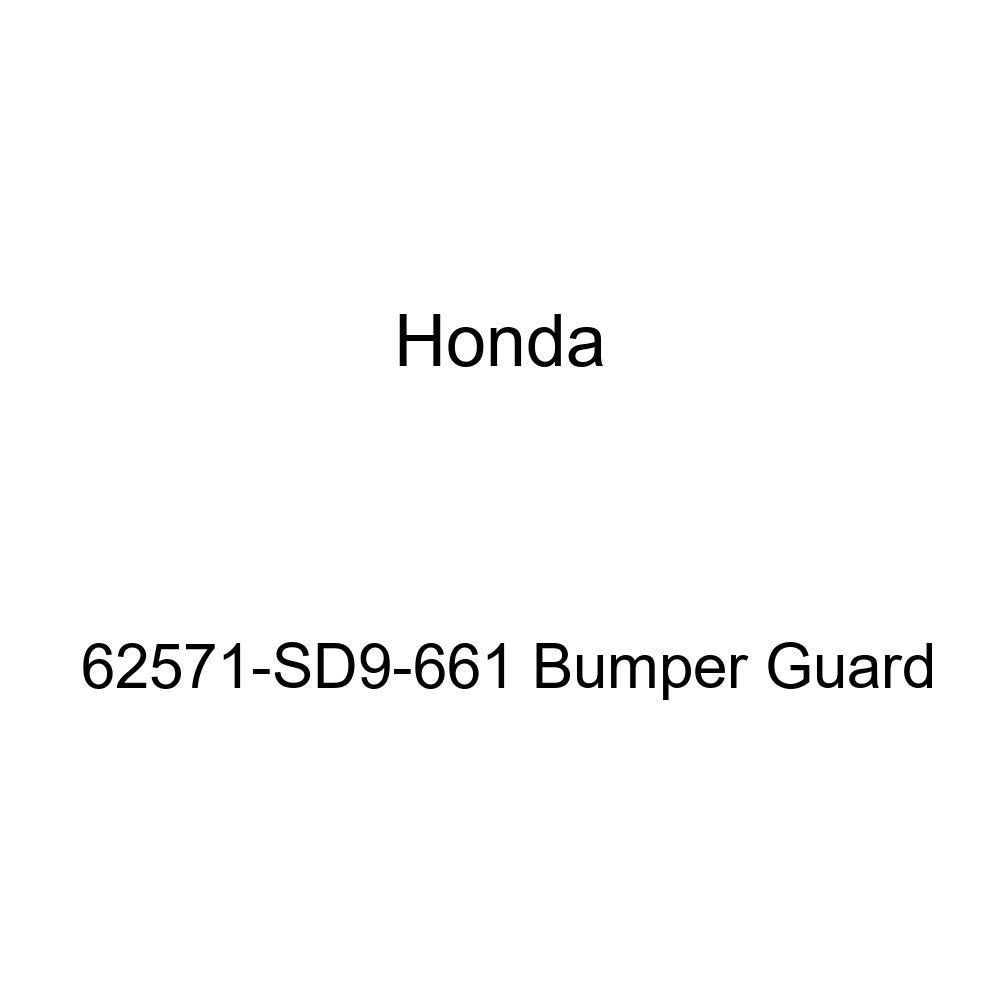 Honda Genuine 62571-SD9-661 Bumper Guard