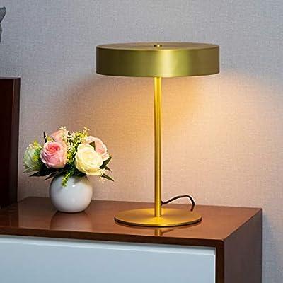WUJINW Nordic lámpara de escritorio de Simple Post-moderno ...