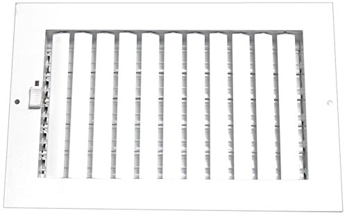 10 inch louvered shutter - 8
