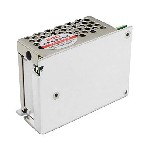 ShouCheng MS-35-12 12V 2.9A Mini DC Universal Regulated Switching Power Supply 35W for CCTV, Radio, Computer Project, LED Strip Lights