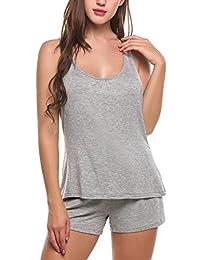 Avidlove Sexy Cotton Pajama Shorts Set Casual Two Piece Sleepwear For Women