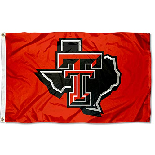 - College Flags and Banners Co. Texas Tech Red Raiders State of Texas Flag