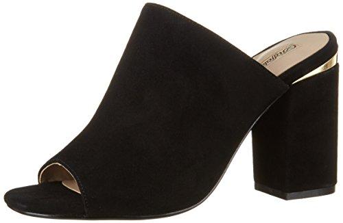 Manz Mali Ago G, Zapatos de Cordones Derby para Hombre negro