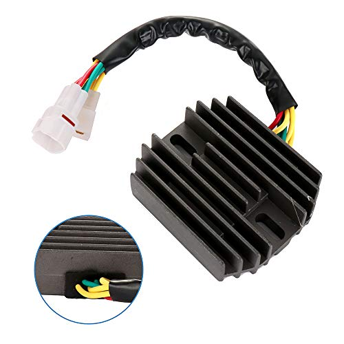 - OCPTY Voltage Regulator Rectifier Fits 2005 2006 2007 Suzuki King Quad 700