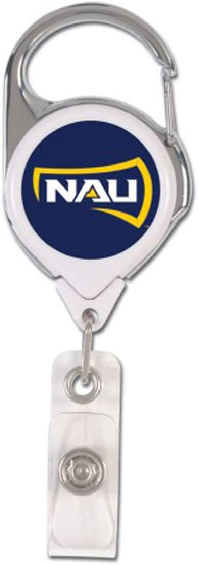 Charcoal Edition NCAA Northern Arizona NAU Lumberjacks Premium Lanyard Id Holder Key Chain