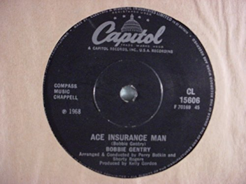 Ace Insurance Man / I'll Never Fall In Love Again