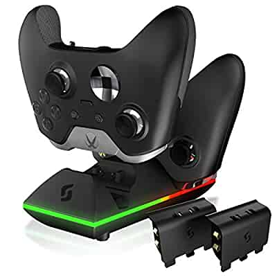Amazon.com: Sliq Xbox One/One X/One S Controller Charger