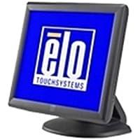 Elo E603162 1715L 17-inch LCD Touchscreen Monitor - 1280 x 1024 - 800:1 - 230 cd/m2 - 25 ms - VGA - Dark Gray (Certified Refurbished)