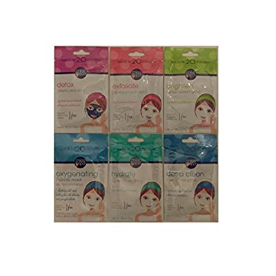 Miss Spa 6 Piece Sheet Mask Collection