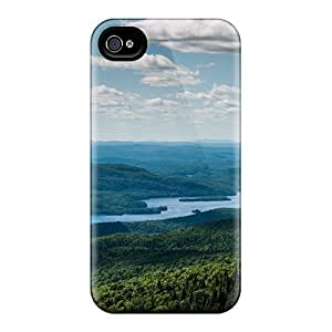 Special CaroleSignorile Skin Cases Covers For Iphone 6, Popular Hills Forest Phone Cases