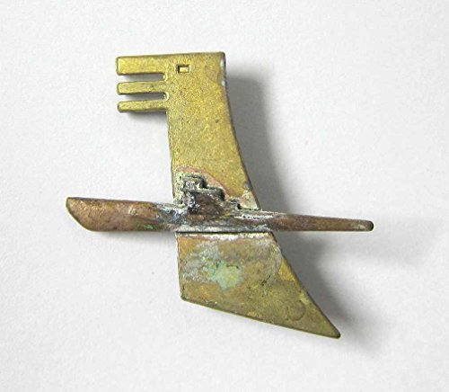 German U-Boat 23d Flotilla Cap hat Badge Kriegsmarine, used for sale  Delivered anywhere in USA