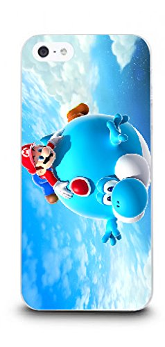 Super Mario Hard Case for iPhone SE/5S/5 - 7