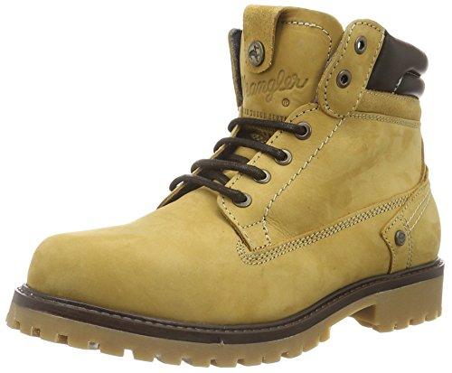 Wrangler Creek, Zapatillas de Estar por Casa para Hombre Amarillo - Gelb (24 Tan Yellow)