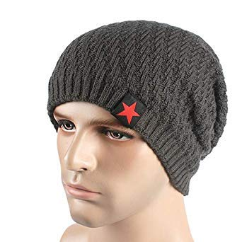 e6d9f20213f 2018 Brand Men s Knit Hat Beanies Men Winter Hats for Men Bonnet Skullies  Caps Women Winter Beanie Warm Thicken Baggy Mask Hats  Amazon.in  Beauty