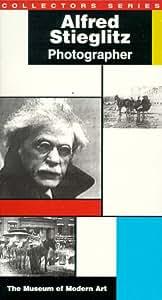 Alfred Stieglitz: Photographer [VHS]